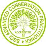 BGCI Advanced Conservation Practitioner graphic