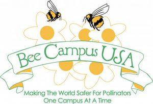 Bee Campus USA logo