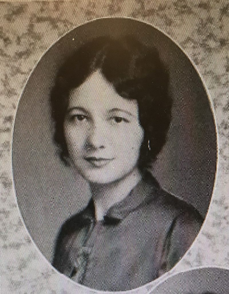 Gertrude Grimsley, herbarium specimen collector