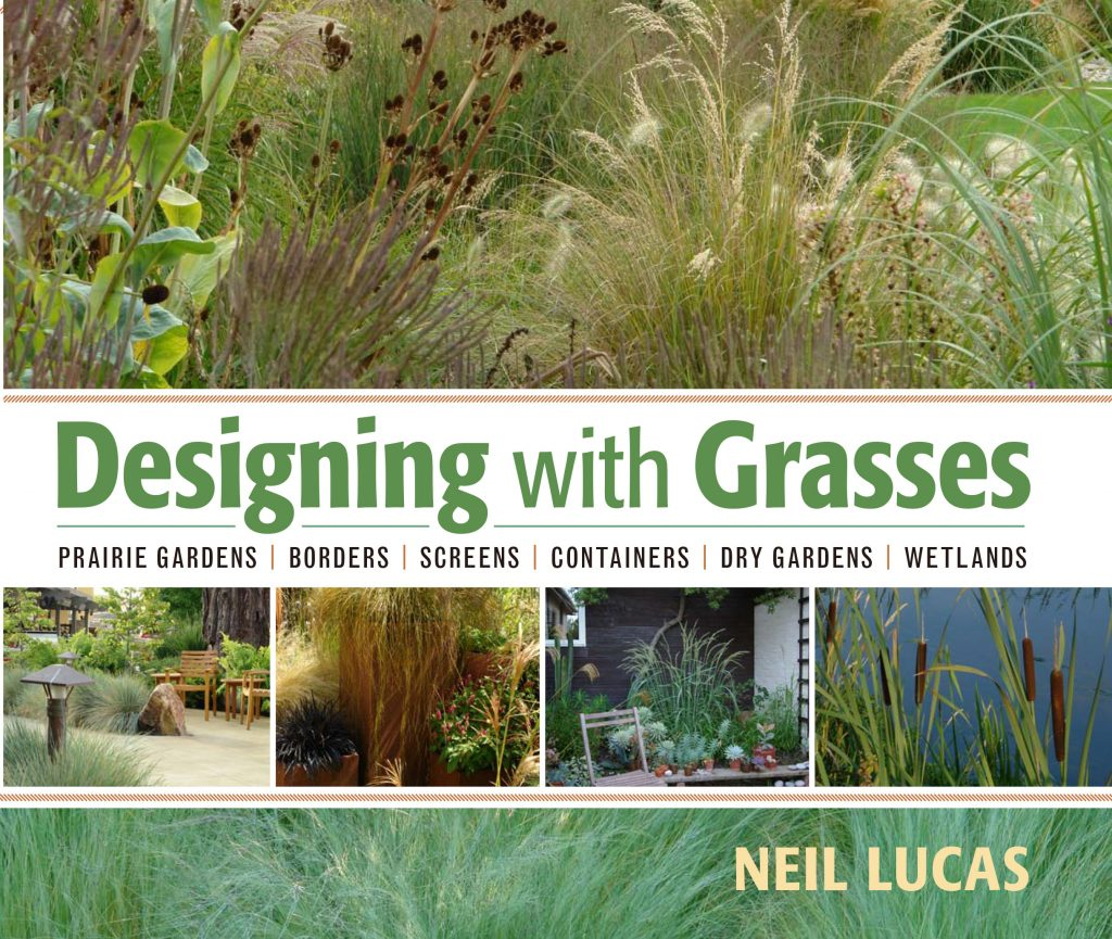 Designing with Grasses book cover