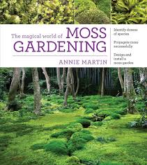 The Magical World of Moss Gardening book cover