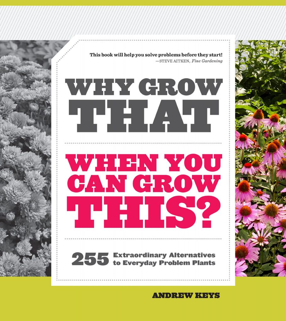 Why Grow That When You Can Grow This? book cover