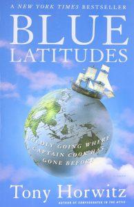 cover of blue latitudes
