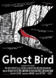 ghost bird graphic