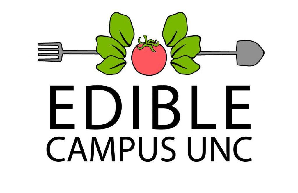 Edible Campus UNC logo