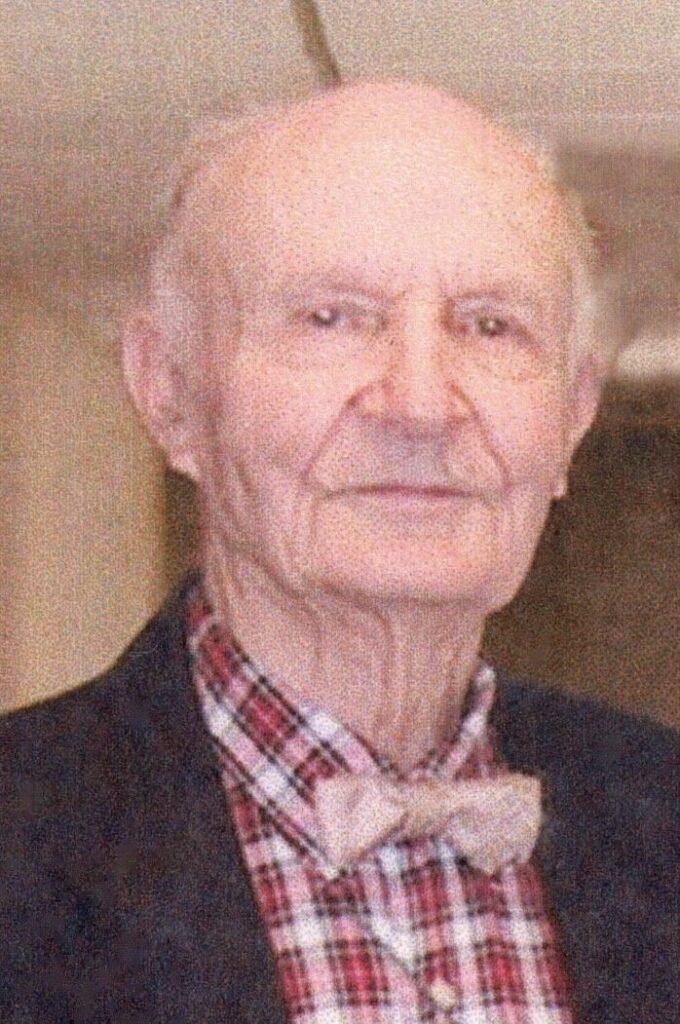 A photograph of Wade T. Batson, Jr.