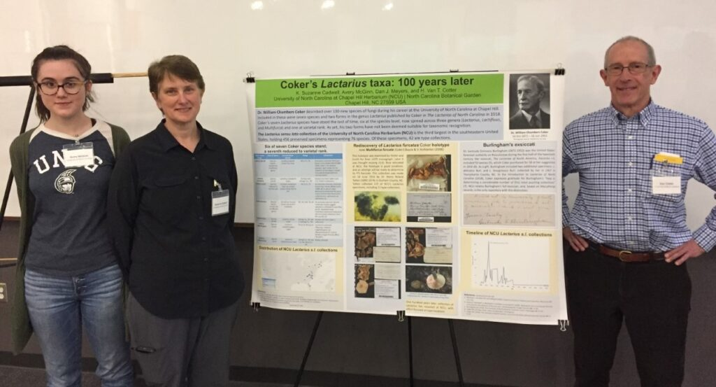 poster presentation at MASMC 2019